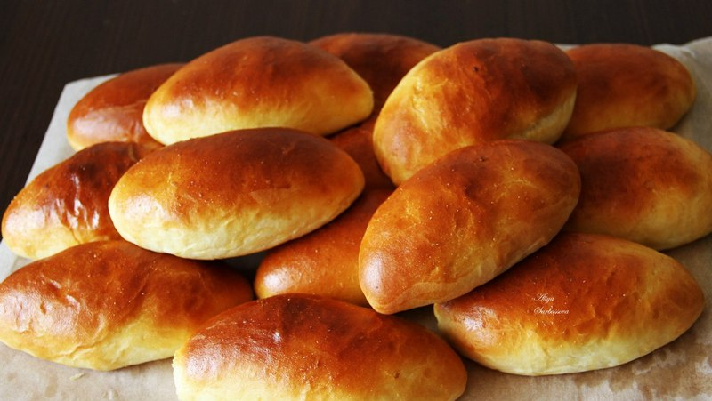 Как сделать пирожки с капустой на сковороде без яиц - Ubolussur.ru